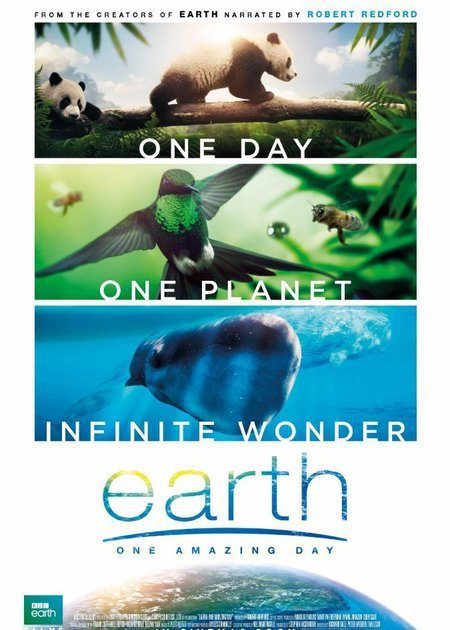 EARTH - UN GIORNO STRAORDINARIO (EARTH: ONE AMAZING DAY)