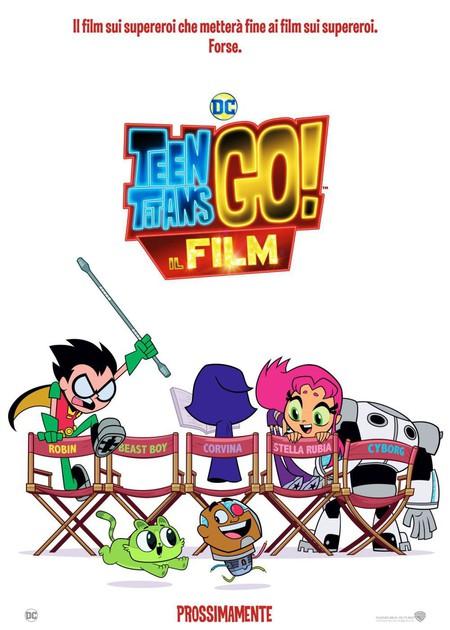 TEEN TITANS GO! IL FILM (TEEN TITANS GO! TO THE MOVIES)