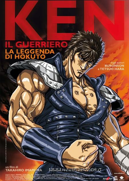 KEN IL GUERRIERO - LA LEGGENDA DI HOKUTO (FIST OF THE NORTH STAR: NEW SAVIOUR LEGEND)