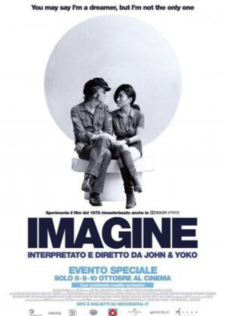 IMAGINE diretto e interpretato da John Lennon & Yoko Ono