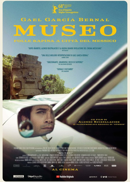 MUSEO - FOLLE RAPINA A CITTA' DEL MESSICO