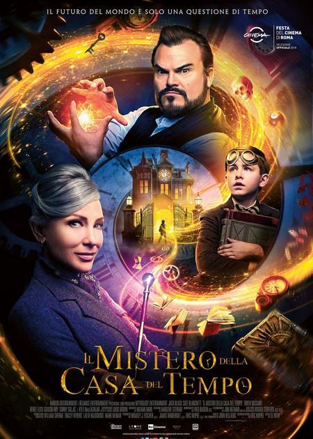 IL MISTERO DELLA CASA DEL TEMPO (THE HOUSE WITH A CLOCK IN ITS WALLS)