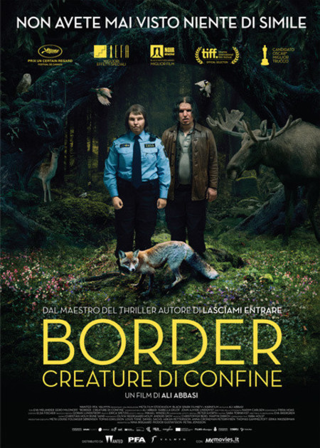 BORDER - CREATURE DI CONFINE (GRANS)