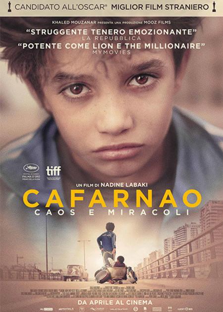 CAFARNAO - CAOS E MIRACOLI (CAPHARNAUM)