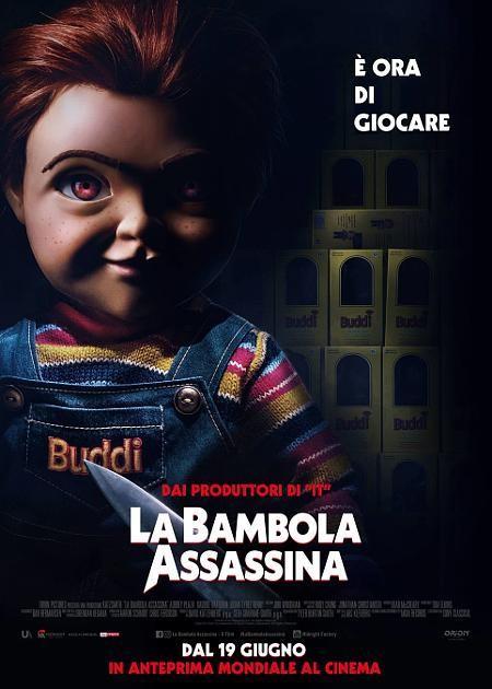 LA BAMBOLA ASSASSINA (CHILD'S PLAY)