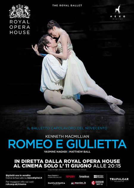 THE ROYAL BALLET: ROMEO E GIULIETTA