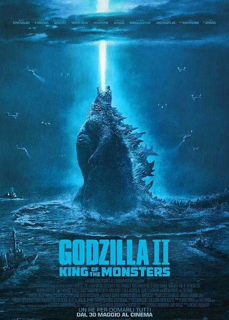 GODZILLA 2: KING OF THE MONSTERS (GODZILLA: KING OF THE MONSTERS)