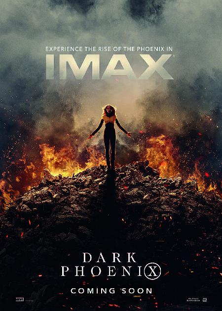 X-MEN: DARK PHOENIX - 3D (DARK PHOENIX)