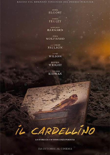 IL CARDELLINO (THE GOLDFINCH)