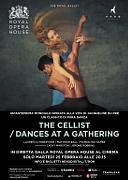 THE CELLIS/DANCES AT A GATHERING