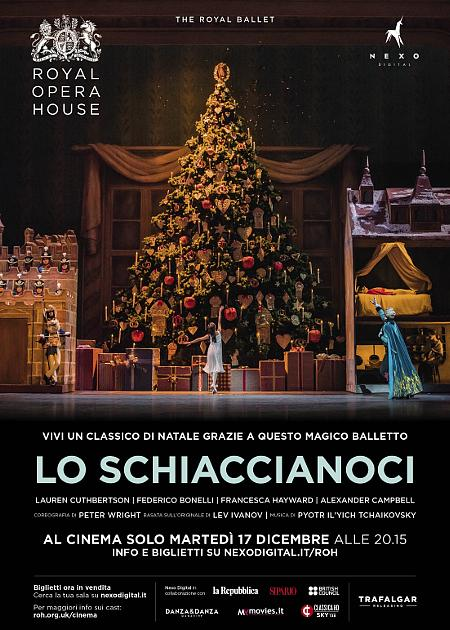 LO SCHIACCIANOCI (THE NUTCRACKER)