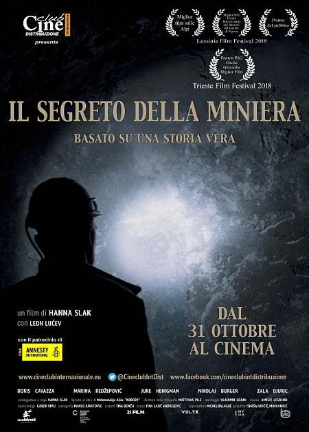 IL SEGRETO DELLA MINIERA (THE MINER)