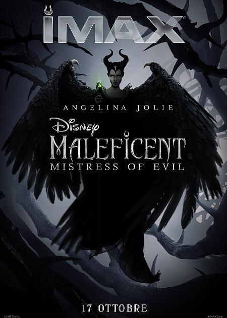 MALEFICENT - SIGNORA DEL MALE - 3D (MALEFICENT - MISTRESS OF EVIL)
