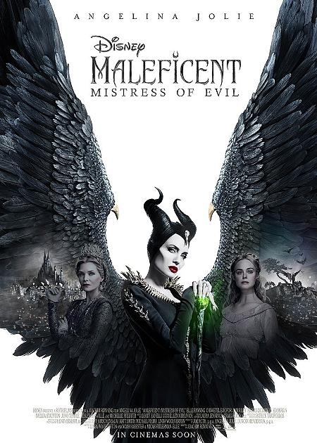 MALEFICENT - MISTRESS OF EVIL V.O.