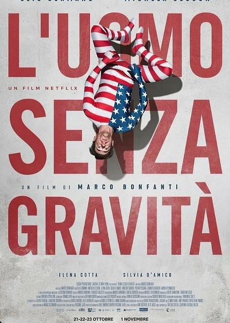 L'UOMO SENZA GRAVITA'