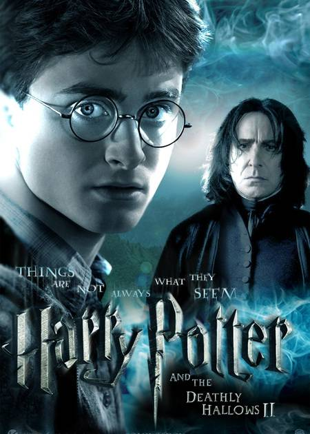 HARRY POTTER E I DONI DELLA MORTE - PARTE 2 (HARRY POTTER AND THE DEATHLY HALLOWS
