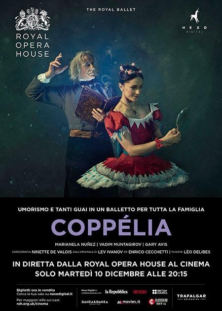 THE ROYAL BALLET - COPPÉLIA