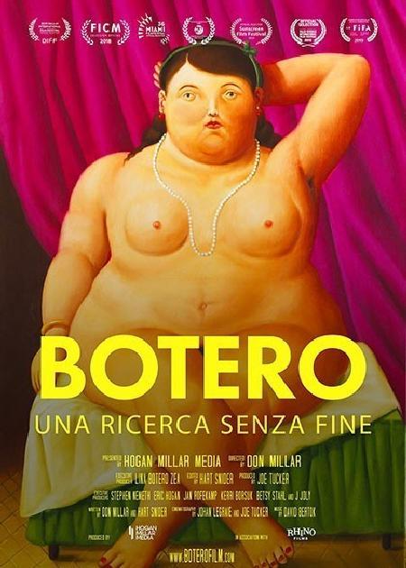 BOTERO - UNA RICERCA SENZA FINE