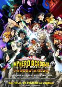 MY HERO ACADEMIA THE MOVIE 2 - HEROES: RISING