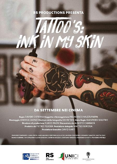 TATTOO'S: INK IN MY SKIN