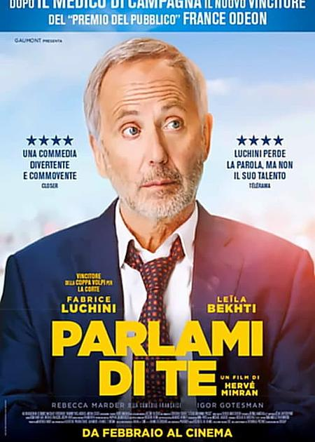 PARLAMI DI TE (UN HOMME PRESSE')