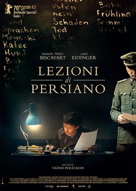 LEZIONI DI PERSIANO (PERSIAN LESSONS)