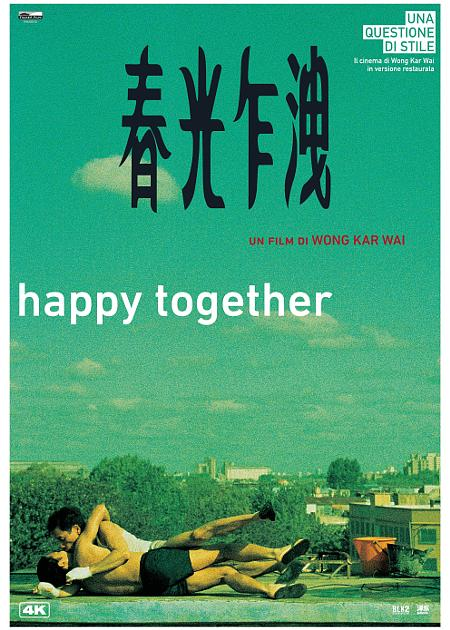 HAPPY TOGETHER - VO SOTT