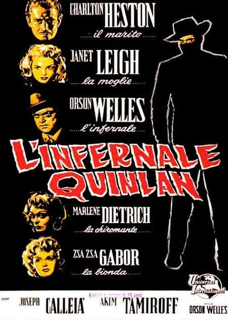 L'INFERNALE QUINLAN (TOUCH OF EVIL) (ED.SPEC.)